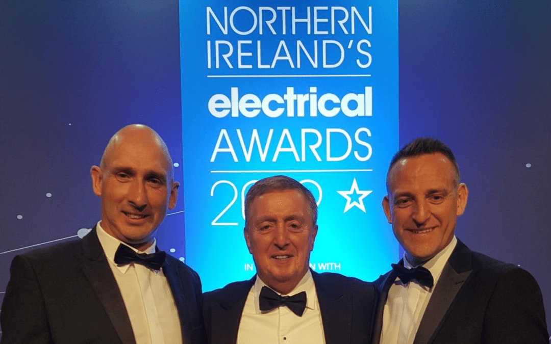 Northern Ireland Electrical Awards 2019 – Sun Ray RF Award Nomination