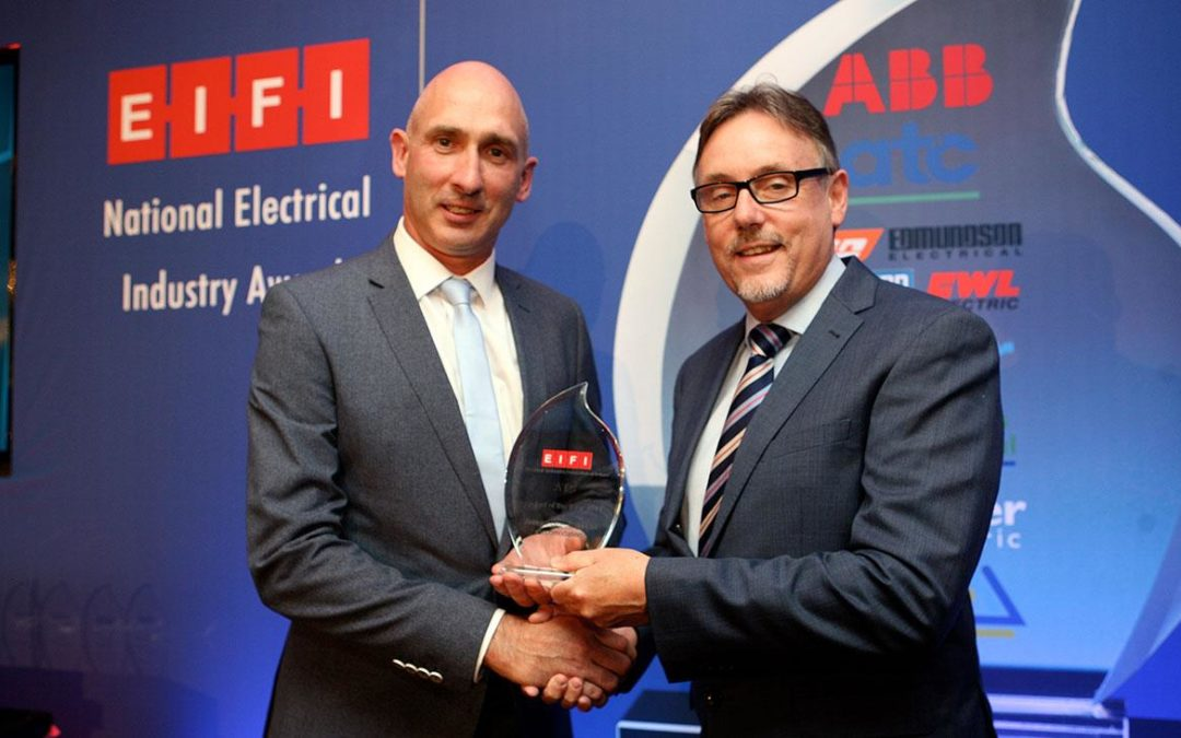 ATC Win Project Of The Year at Electrical Industries Federation Of Ireland Awards 2019