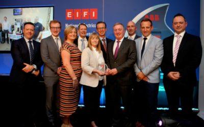 Sunray RF & Electrical Industries Federation Of Ireland Awards 2019