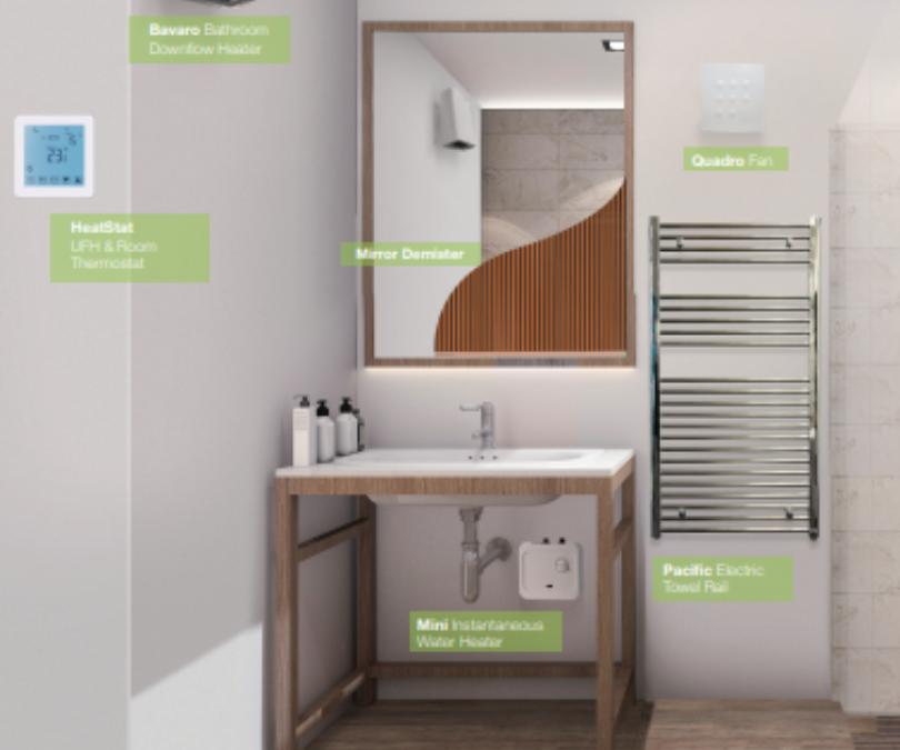 ATC's En-Suite Solutions Will Smarten Up Your Washroom
