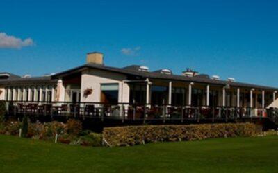 Milltown Golf Club – ATC Sienna Quartz Outdoor Heater